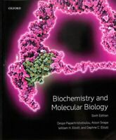 Biochemistry and Molecular Biology by Alison Snape 9780198768111 | Brand New