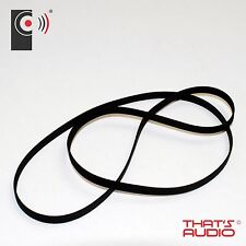 Fits RANK DOMUS / CEC Replacement Turntable Belt BD1000, BD2000, BD3000 etc