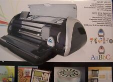 CRICUT EXPRESSIONS MACHINE WITH ACCESSORIES (14) AND JUKEBOX - ALL BNIB