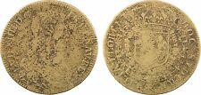 Louis XIV, jeton HOC SYDERE LILIA..., cuivre, s.d. - 13
