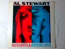 AL STEWART Russians & americans lp ITALY SIGILLATO