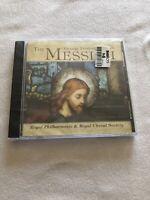 THE MESSIAH CD NEW ROYAL PHILHARMONIC  741914818328