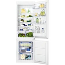 Zanussi ZBB28651SA Built-in 70/30 Frost Free 'A+ Rated' Fridge Freezer - White