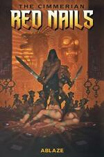 Cimmerian Red Nails #1 - Ablaze - 2020 - 4 Covers - 6/10/20