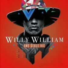 WILLY WILLIAM - UNE SEULE VIE  CD NEU