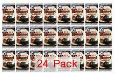 Flaming Hot Roasted Seasoned Seaweed Snacks 5g (0.17 oz) Kim Nori Snack 24 Pack