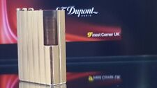 ST DuPont Lighter's Parts Line 1 Large  Excellent Condition X21