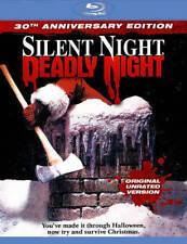 Silent Night Deadly Night Coll [Blu-ray] DVD, Elizabeth Kaitan, Eric Freeman, Gi