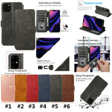 Phone Case Magnetic Leather Flip Wallet For iPhone 11 Max X 8 7 6s 5s XR SE 2020