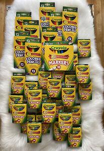 Crayola Back To School Supplies Essentials Bundle Pack