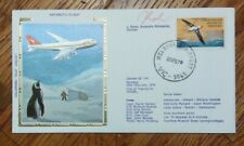 AUSTRALIA FDC COVER 1978 *COLORANO* ANTARCTIC FLIGHT CACHET