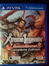 Xtreme Legends Dynasty Warriors 8 Complete Edition PS Vita PAL España english
