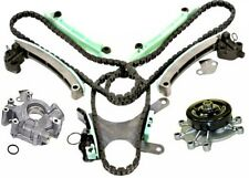 4.7L Timing Chain Kit No Gears+Water/Oil Pump 99-08 Ram 1500 2500 Durango Jeep