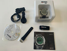 MARES MATRIX Dive Computer with USB Interface w/Extras MARES NATO Strap