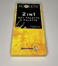 Scale75  2 IN 1 Wet Palette & Pallette (Wet Palette Pack included) SPC-003