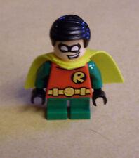 Lego Superhelden - Robin Figur Super Heroes (kurze Beine klein short legs) Neu