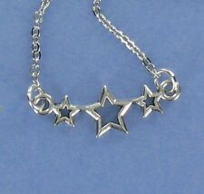"""Pewter with Lobster Clasp Cable Chain Wide  8-1//4/"""" NEW Heart Charm Bracelet"""