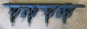 Genuine Used MINI Fuel Rail & Injectors for R56 N12 - 7528178 / 7528176