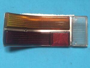 Opel Commodore A Left Tail Light Lens Rücklicht links Hella K33316 broken edge