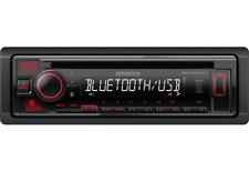 Kenwood KDCBT440U 1-DIN Autoradio Bluetooth CD USB Spotify Control Android Apple