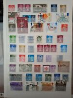 United Kingdom Great Britain Queen Elisabeth II  Stamps Sellos Timbres