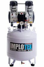 1500W 2PS Flüster Silent Druckluftkompressor nur 60dB leise ölfrei wartungsfrei