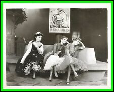 "ANN MILLER, JANE POWELL & DEBBIE REYNOLDS in ""Hit the Deck"" Original Vint. 1955"