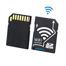 WiFi Wireless MicroSD To SD Card Camera Cordless Adapter For iOS Android