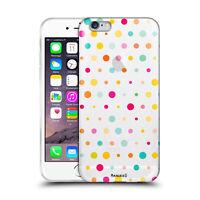 Custodia Cover Design Pois Colore Per Apple iPhone 4 4s 5 5s 5c 6 6s 7 Plus SE