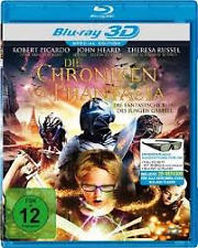 CHRONICLES of PHANTASIA 3D blu ray ( includes 2D ) ( NEW )