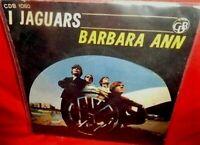 I JAGUARS Barbara Ann Credimi ti amo 45rpm 7' PS 1966 ITALY EX+ Solo Copertina