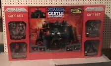 HE-MAN Masters of the Universe castle grayskull  gift set MINT 200x Revelation