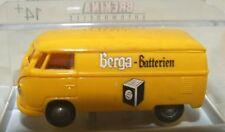 Brekina 32034 VW Box T1 A Berga Batteries H0 1:87