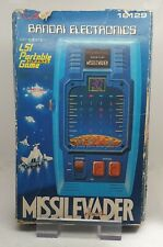 Bandai LSI Missle Invader Handheld Electronic Game | Boxed!