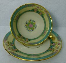 """LENOX china MONTICELLO C300 pattern Cup & Saucer Set - 2-1/8"""""""