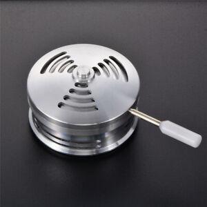 Aluminium Shisha Hookah Charcoal Holder Chicha Narguile Sheesha Bowl Accessories