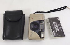 Halina Apsilon Zoom 250AF Vintage Film Camera with Manual and Case