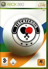 Tischtennis - Ultimative Sport-Simulation für XBOX 360 - von Rockstar Games