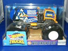 Hot Wheels Monster Trucks Will Trash It All 1 24