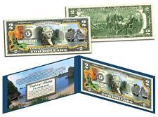 VIETNAM * HA LONG BAY * Colorized $2 Bill U.S. Genuine Legal Tender Lucky Money