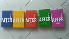 Anna TODD - After. Serie completa. (usato; SENZA SOVRACOPERTINA)