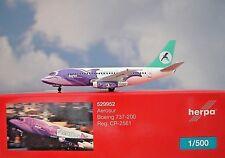 Herpa Wings 1:500  Boeing 737-200  Aerosur CP-2561  529952  Modellairport500