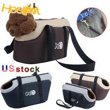 Pet Dog Cat Carrier Portable Handbag Supplies Puppy Travel Sling shoulder bag
