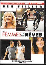 DVD ZONE 2--LES FEMMES DE SES REVES--STILLER/FARRELY BROTHERS/