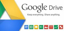 UNLIMITED Google Drive LIFETIME cloud storage account/ nop dropbox
