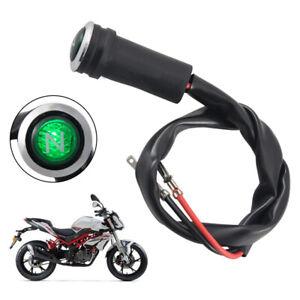 Motorcycle SUV ATV LED Neutral Indicator N Speed Digital Gear Shift Lever Gauge