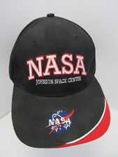 NASA Johnson Space Center Embroidered Strapback Baseball Cap Hat