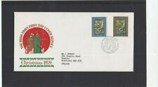 Ireland 1979 Christmas Madonna & Child Irish Times FDC First Day Cover