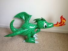 "28"" Inflatable Green Dragon Blow Up <<Brand New>> Dragon Inflatable"