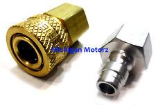 MerCruiser Trim Pump Quick Connect Adapter Kit - 22-865411001 + 22-865410001